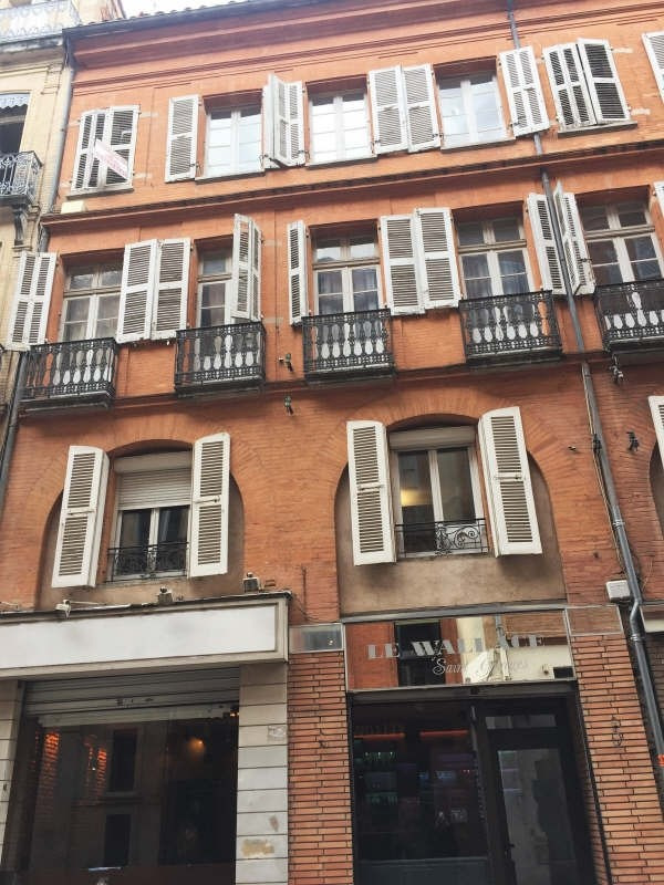 Rental empty room/storage Toulouse 693€ HT/HC - Picture 1