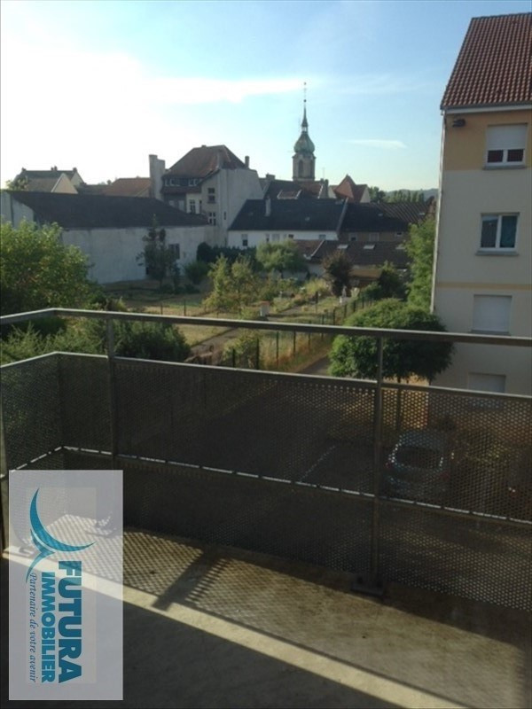 Vente appartement Freyming merlebach 77 000€ - Photo 1
