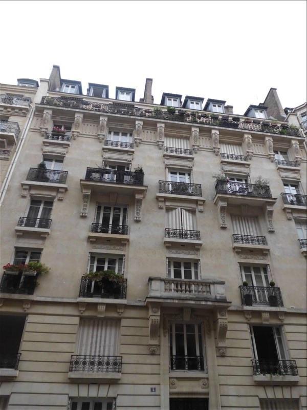 Sale apartment Paris 7ème 89600€ - Picture 1