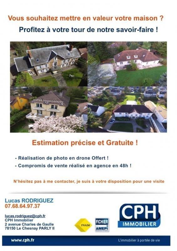 Immobile residenziali di prestigio casa Buc 1650000€ - Fotografia 2