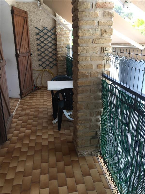 Rental apartment Six fours les plages 700€ CC - Picture 1