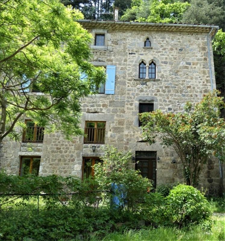 Vente de prestige maison / villa Burzet 1852000€ - Photo 2