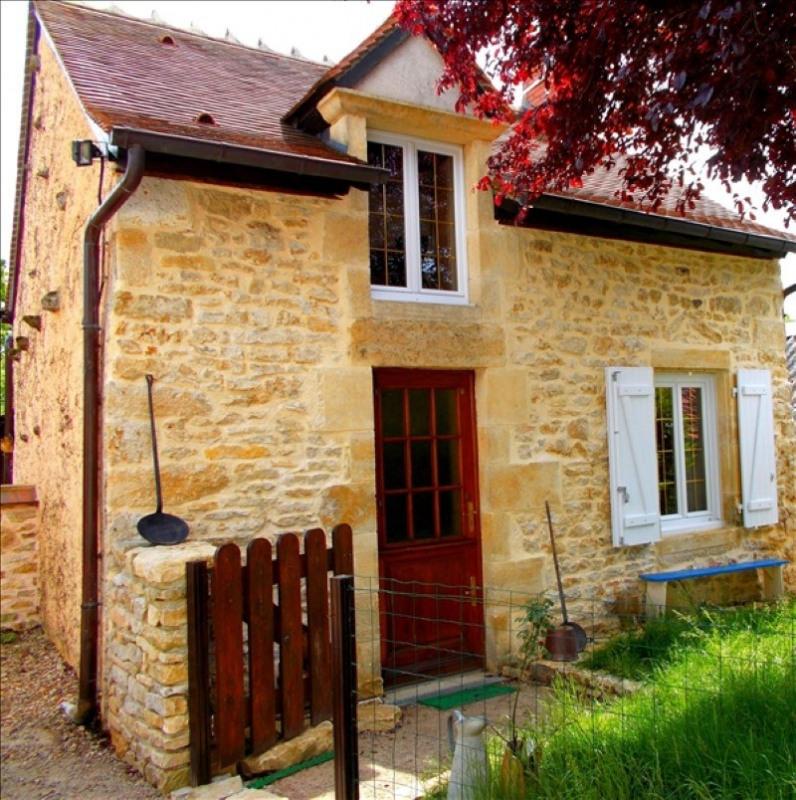 Sale house / villa St jean aux amognes 220000€ - Picture 3