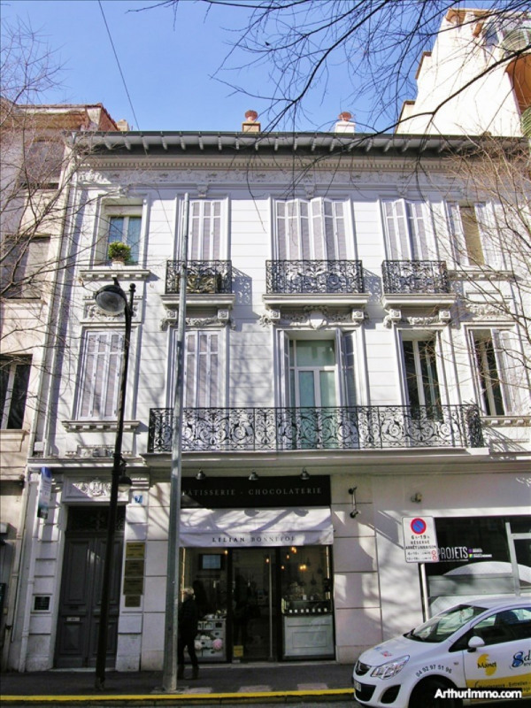 Viager appartement Antibes 120000€ - Photo 1