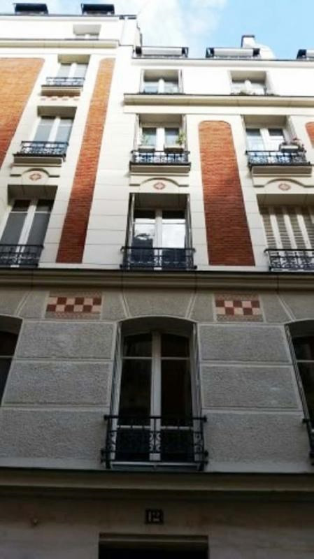 Rental apartment Paris 10ème 890€ CC - Picture 4