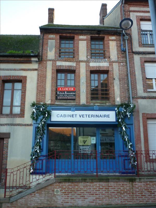 Produit d'investissement immeuble Tourouvre 92000€ - Photo 1