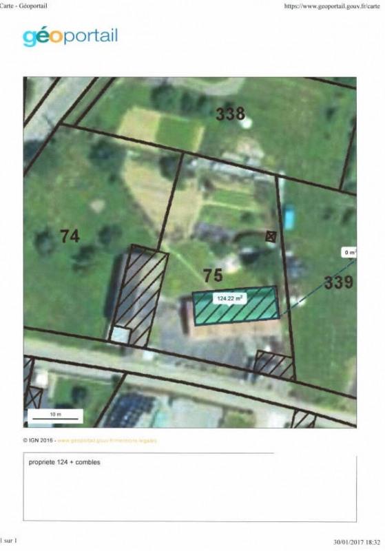 Vente maison / villa Bagneres de bigorre 137000€ - Photo 5