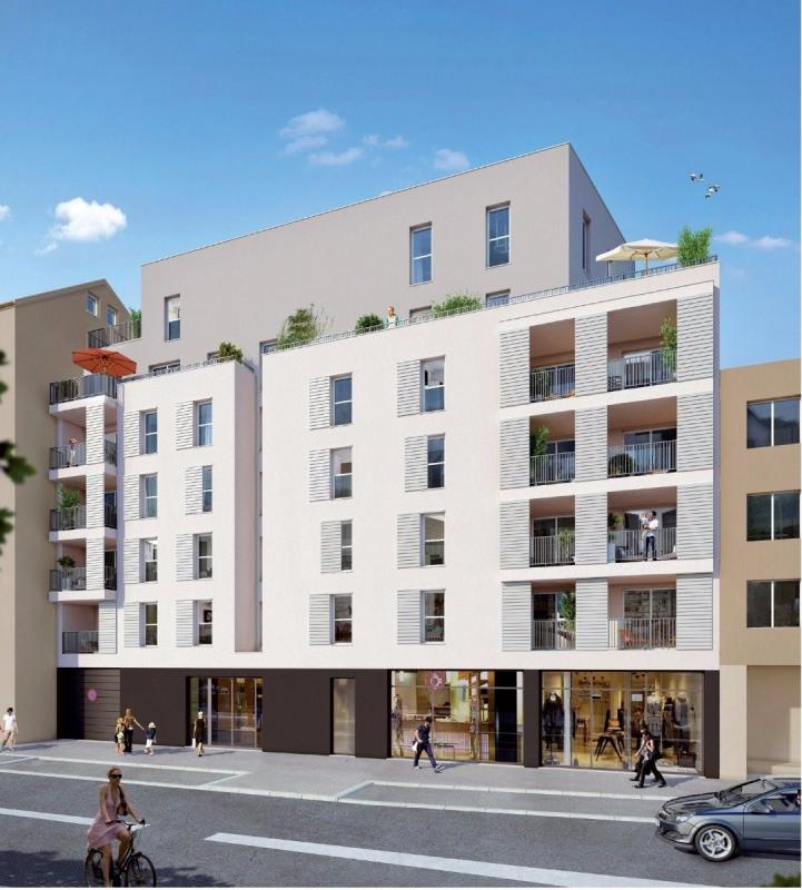 Sale apartment Villeurbanne 372000€ - Picture 1