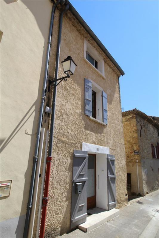 Prodotto dell' investimento casa Entraigues sur sorgues 135000€ - Fotografia 10