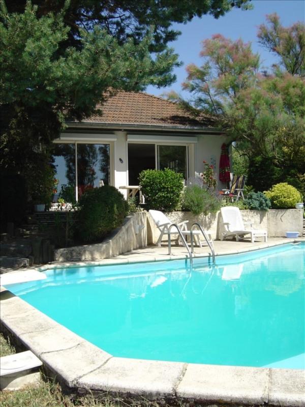 Sale house / villa St romain la motte 329000€ - Picture 7