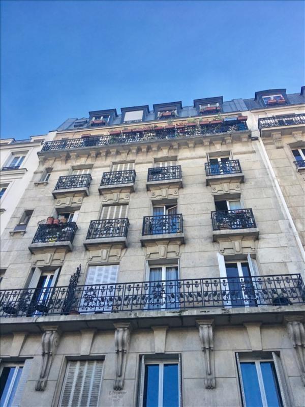 Vente appartement Paris 18ème 288000€ - Photo 2