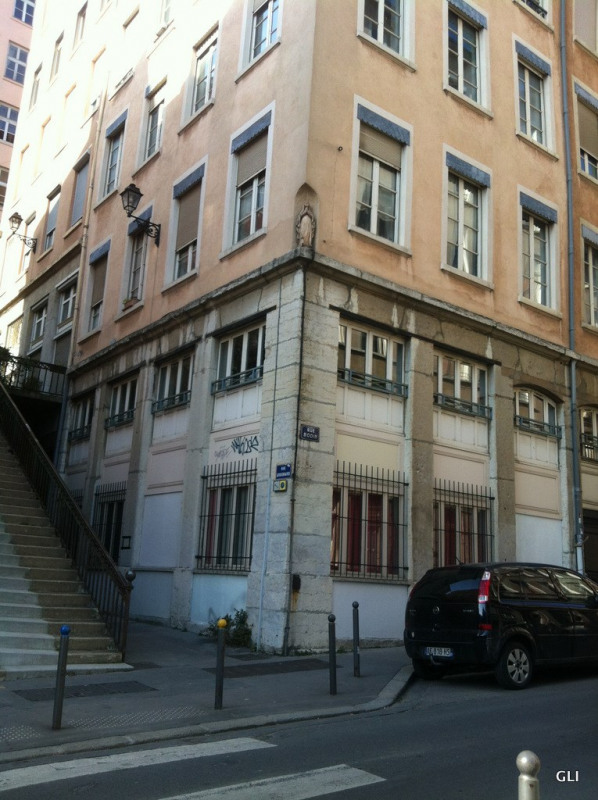 Rental apartment Lyon 1er 659€ CC - Picture 2