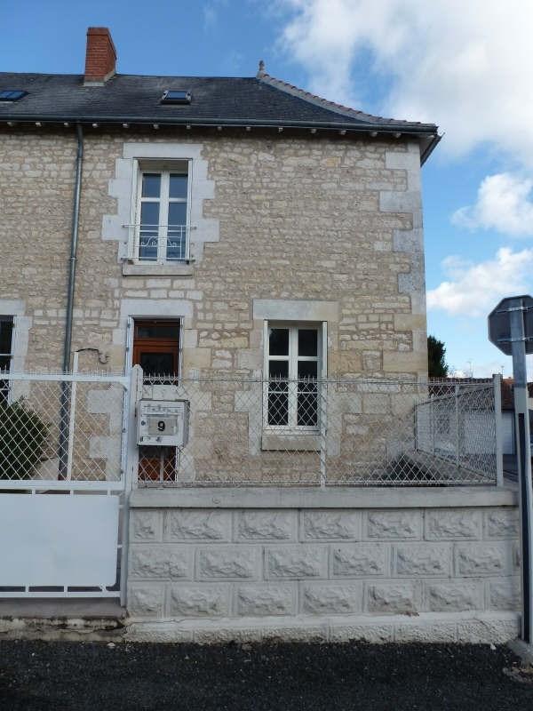Location maison / villa Bonneuil matours 433€ CC - Photo 1