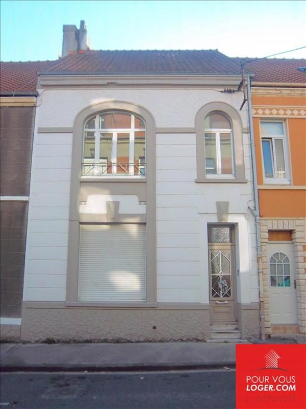 Sale house / villa Boulogne sur mer 167200€ - Picture 2