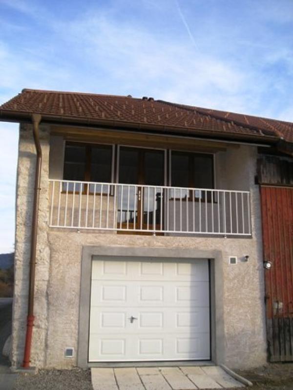 Rental house / villa Lalleyriat 618€ CC - Picture 1