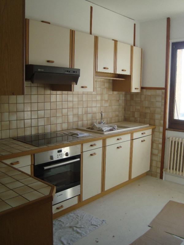 Rental apartment Annemasse 950€ CC - Picture 1