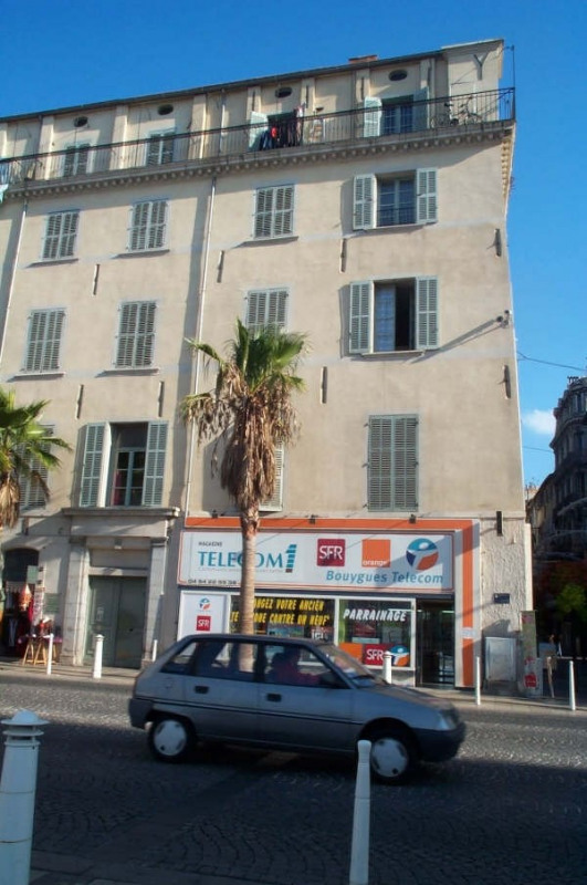Sale apartment Toulon 97 000€ - Picture 1
