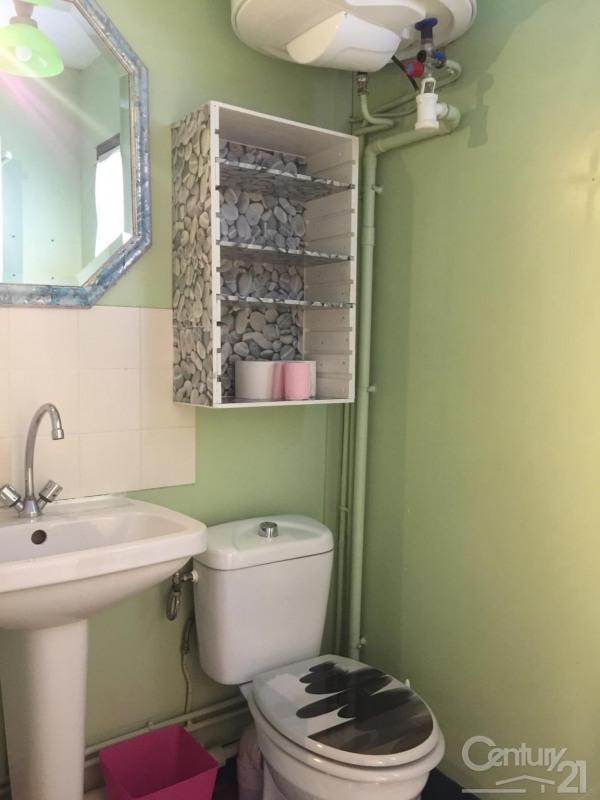 Verkoop  appartement Caen 55000€ - Foto 5