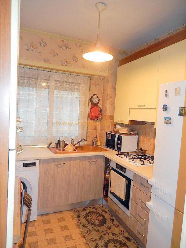 Vendita nell' vitalizio di vita appartamento Menton 82000€ - Fotografia 5