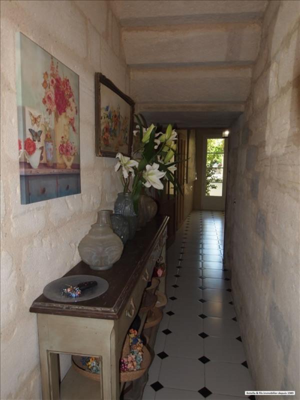 Venta de prestigio  casa Uzes 1580000€ - Fotografía 3