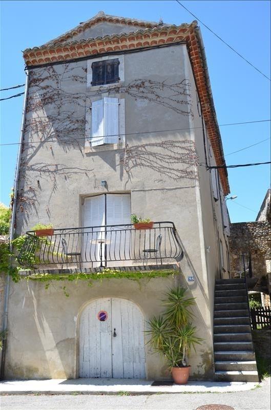 Sale house / villa Vallon pont d arc 169600€ - Picture 1