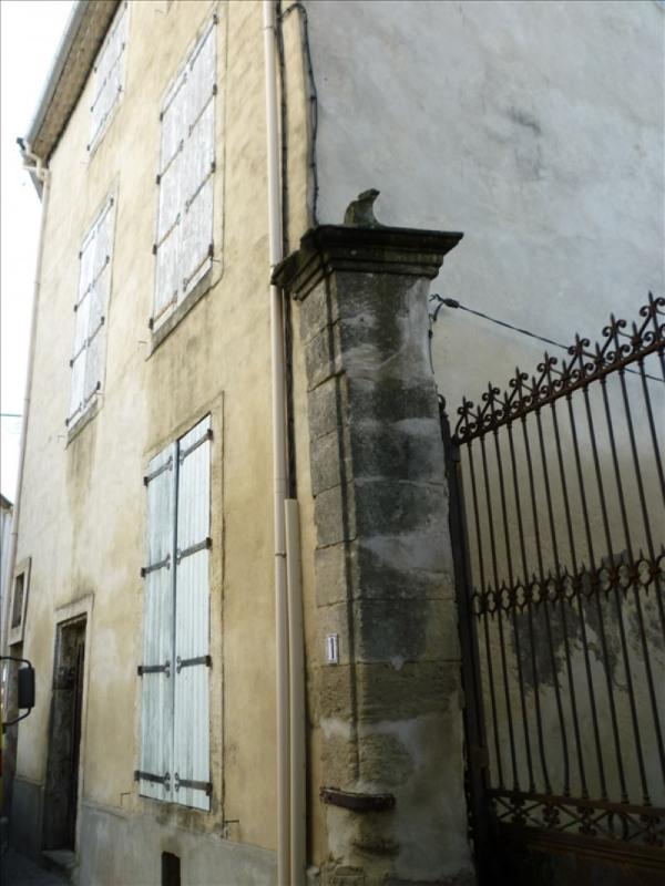 Sale house / villa Puissalicon 106000€ - Picture 1