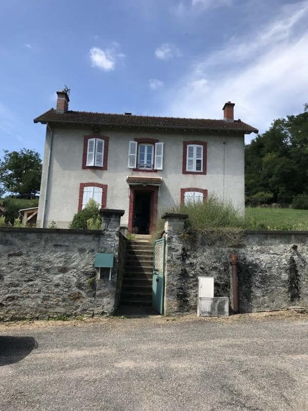 Sale house / villa Le vigen 128000€ - Picture 1
