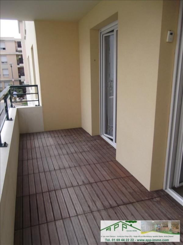 Sale apartment Vigneux sur seine 135000€ - Picture 1