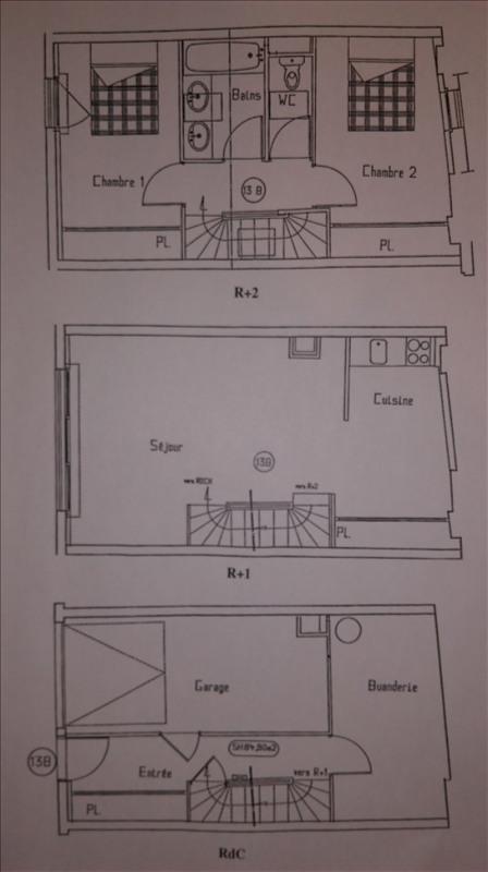 Location appartement Bordeaux 1074€cc - Photo 1