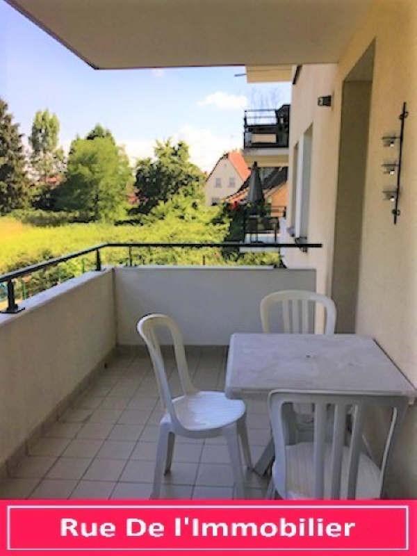 Vente appartement Soufflenheim 165000€ - Photo 7