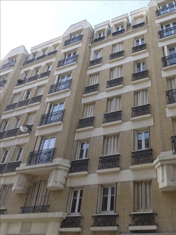 Vente appartement Paris 15ème 260400€ - Photo 1