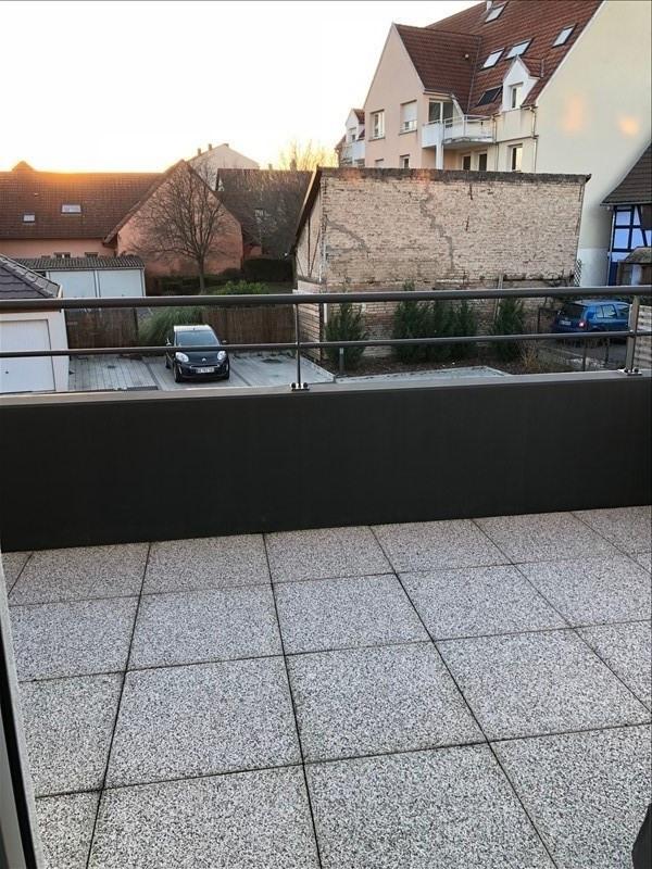 Vermietung wohnung Illkirch graffenstaden 780€ CC - Fotografie 3