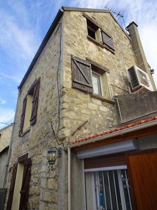 Sale house / villa Viarmes 220000€ - Picture 1