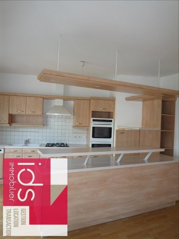 Rental apartment Allevard 850€ CC - Picture 2