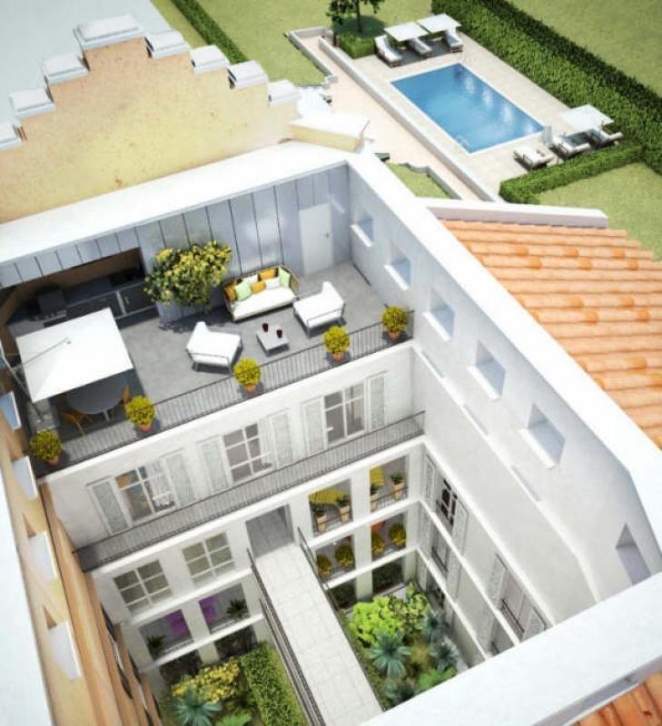 Vente appartement Lyon 5ème 358000€ - Photo 2
