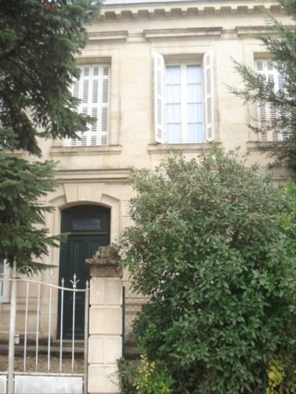 Sale house / villa Moulis en medoc 294000€ - Picture 1