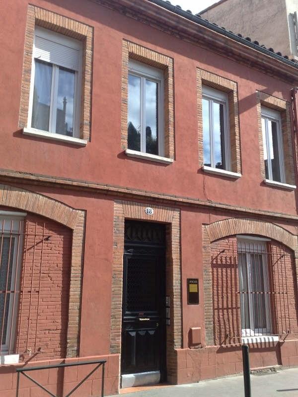 Rental apartment Toulouse 475€ CC - Picture 1