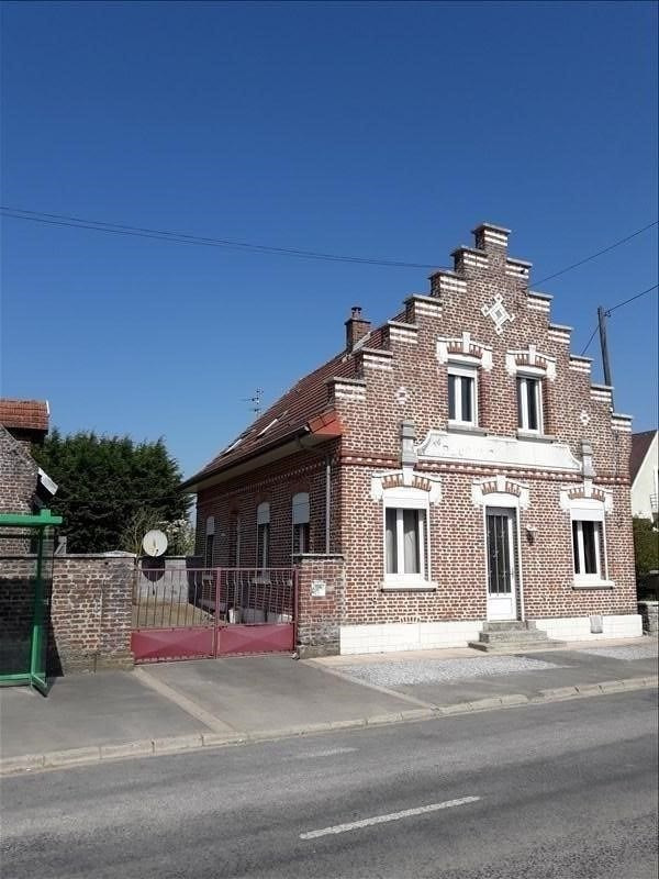Sale house / villa Queant 150 000€ - Picture 1