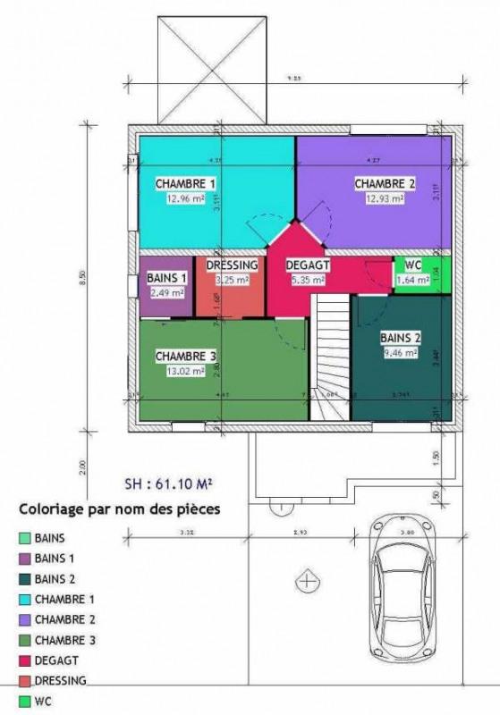 Verkoop  huis Hettange grande 301400€ - Foto 3