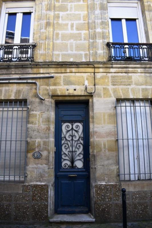 Vente appartement Bordeaux 126000€ - Photo 1