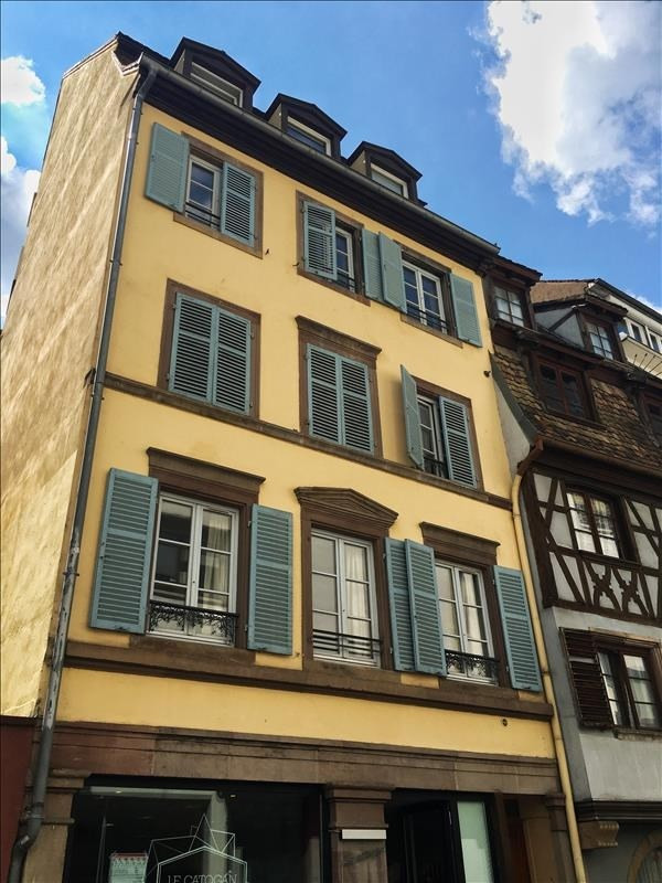 Rental apartment Strasbourg 455€ CC - Picture 4