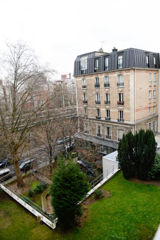 Vente de prestige appartement Paris 14ème 880000€ - Photo 3