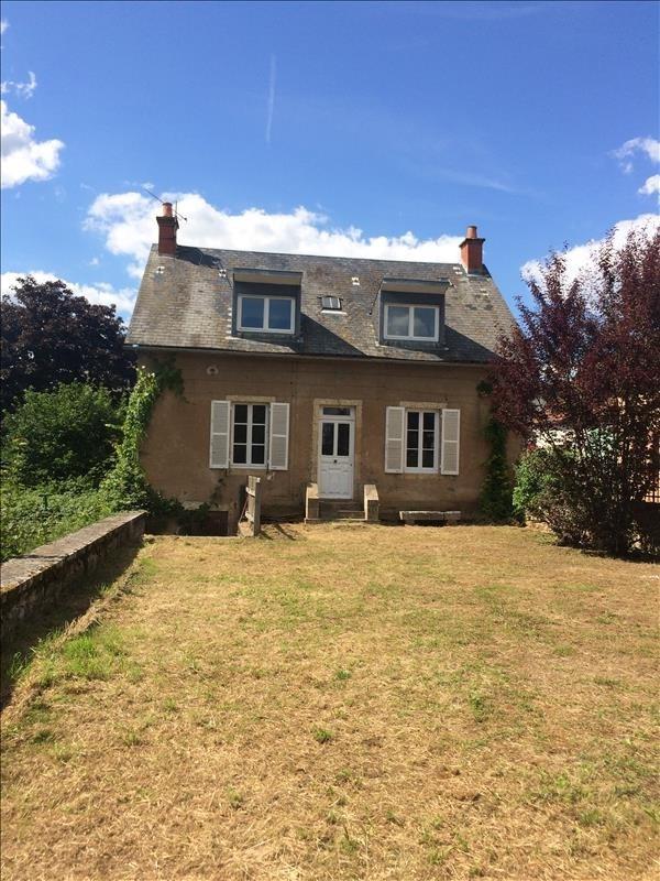 Sale house / villa Liernais 108000€ - Picture 1