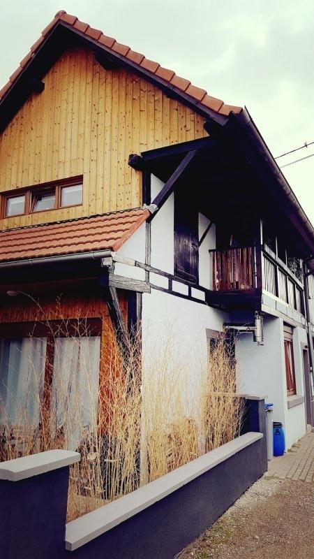 Sale house / villa Fegersheim 280000€ - Picture 1