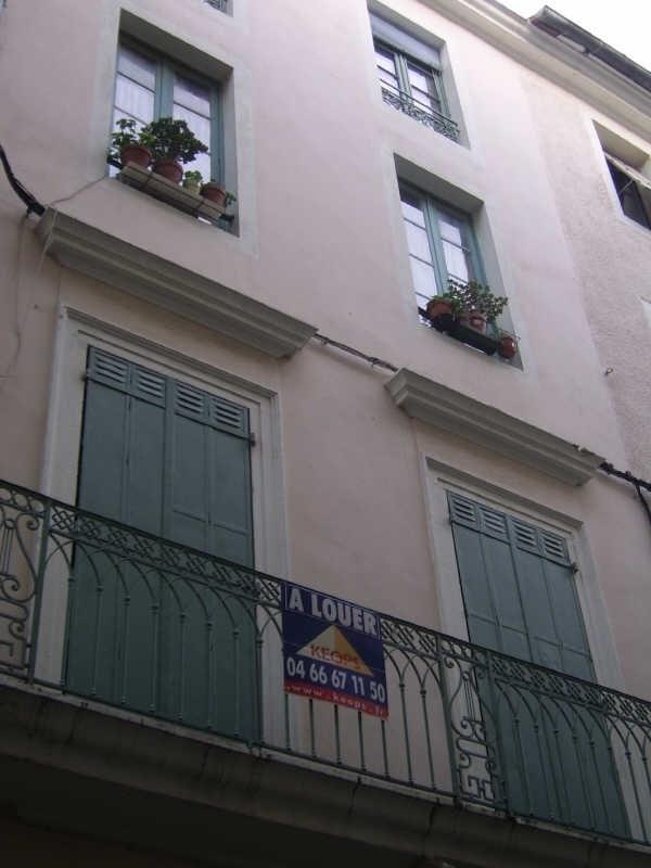 Rental apartment Nimes 425€ CC - Picture 2