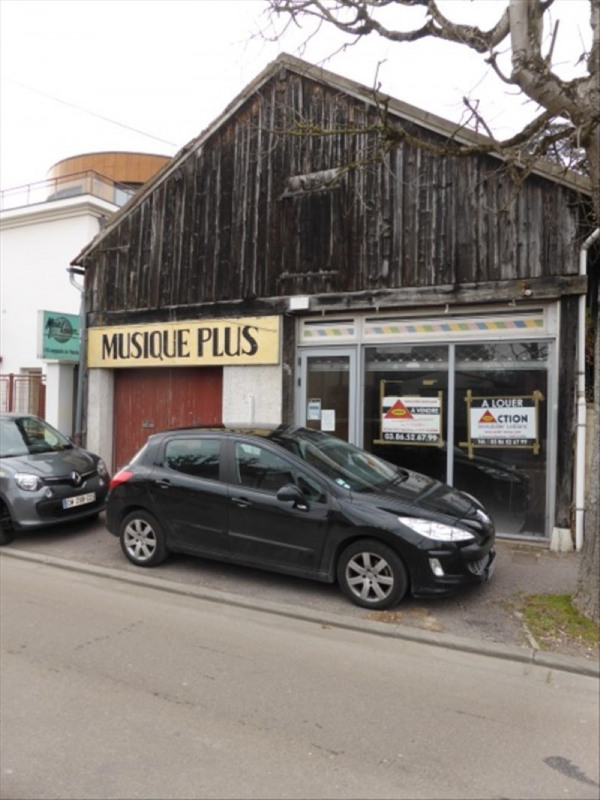 Location local commercial Auxerre 850€ HT/HC - Photo 1