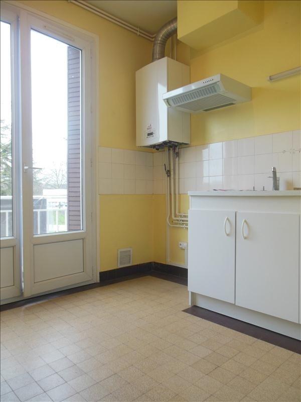 Vente appartement Rouen 104000€ - Photo 3