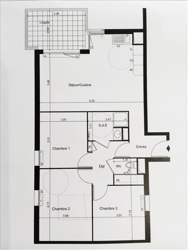 Vente appartement La ciotat 289700€ - Photo 1