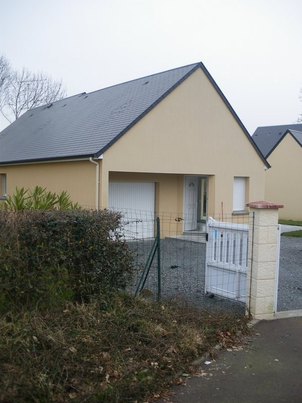 Locação casa Coutances 650€ CC - Fotografia 2