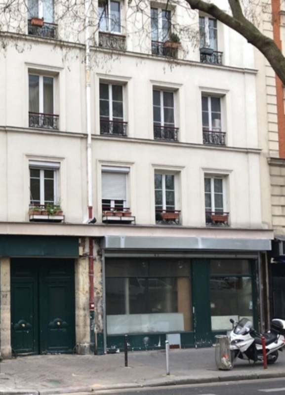 Vente Boutique Paris 11ème 0
